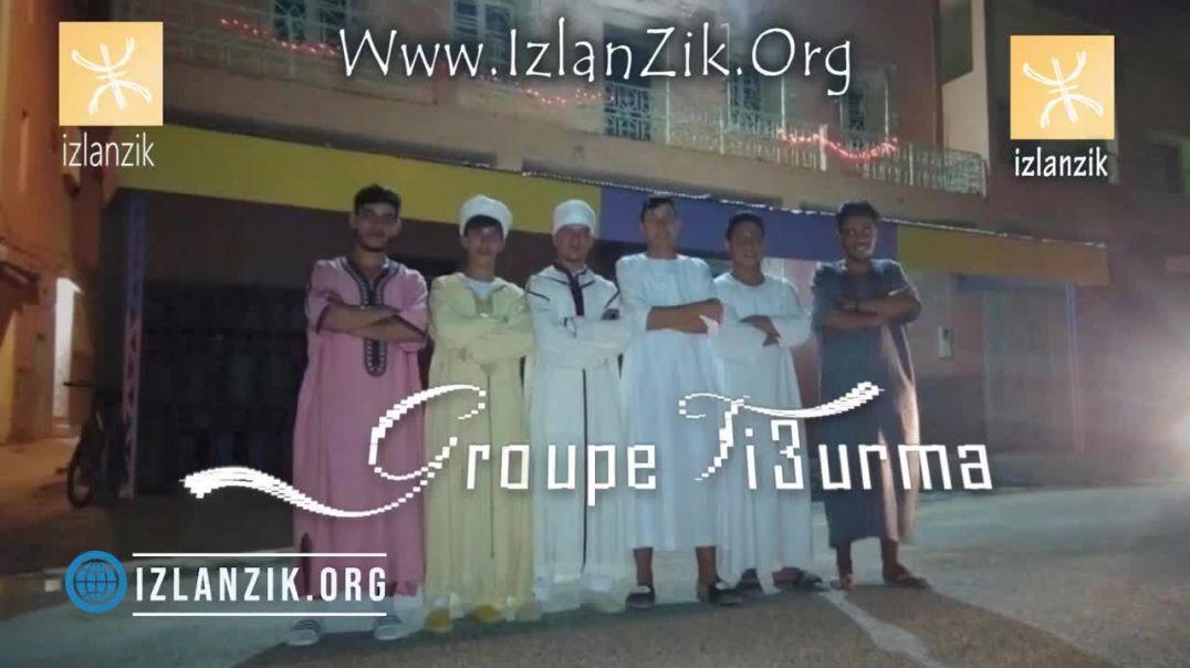Groupe Ti3urma - Yowyed ouzal, afghad amalou