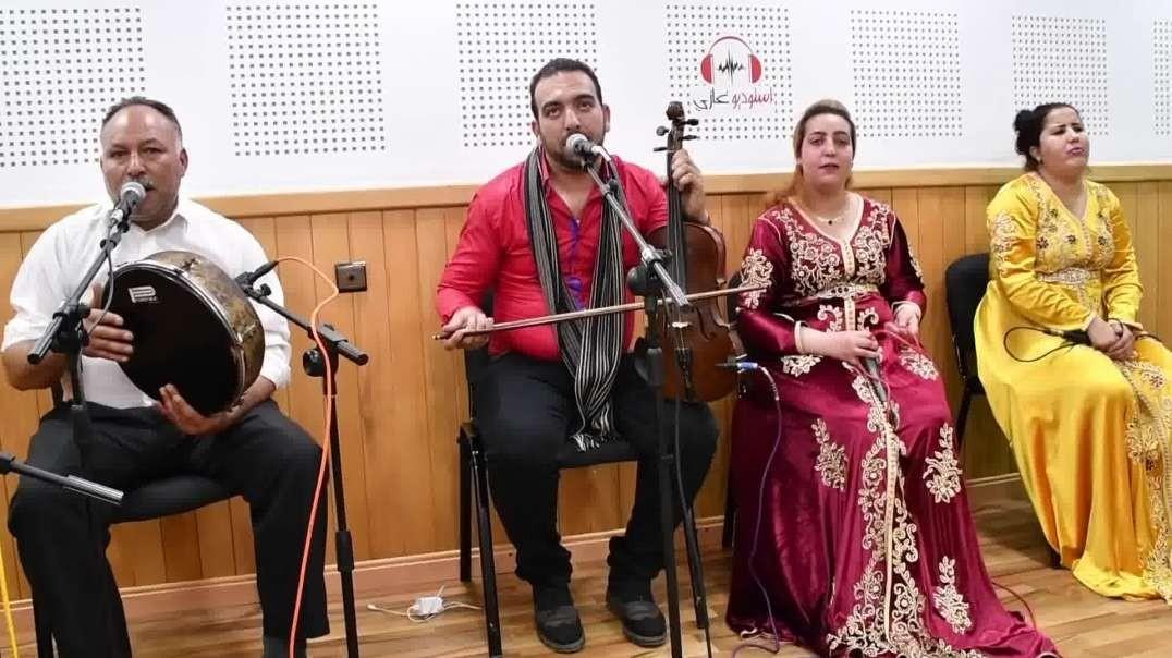 Hafid Alyousyi, Fatima Talgadit & Sanae Tanazort – Machach ihra woul